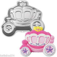 Wilton Carriage Princess Stagecoach Cake Pan  2105-1027 Baking