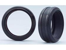 Yokomo Zero-2 Super Drift Tire W/Ring ZR-DR03 (1Pair)