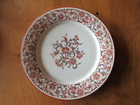 "Noritake Fine China FIREDANCE 2401 Dinner Plate 10 1/2"" 1 ea        3 available"
