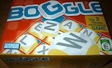 BOGGLE 3 Minute Word Search Letter Cube Game 100% Complete & MINT! 2005 Edition