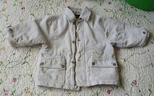 timberland veste manteau chaud double 3ans tbe