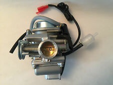 Performance Carburetor Fit Honda GY6 125cc 150cc PD24J ATV Dune Buggie engine