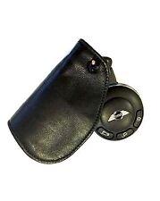 Case astuccio portachiave mini cooper one r60 r61 guscio in vera pelle