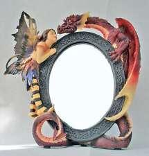 Ovale Deko-Spiegel mit kleiner Breite (weniger als 30 cm) fürs Wohnzimmer