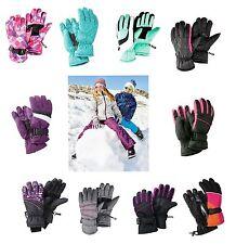 Kinder Mädchen Schnee Handschuhe Winter Ski Snowboard Handschuhe
