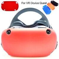 Für Oculus Quest VR Headset Brillen Helmet Silikon Schutzhülle Case Cover Access