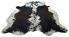NEW LARGE 100% COWHIDE LEATHER RUGS  COW HIDE SKIN CARPET AREA RUG-9