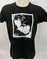 Vintage 80s John Mellencamp T Shirt L Bloomington Indiana Rock Concert Single St