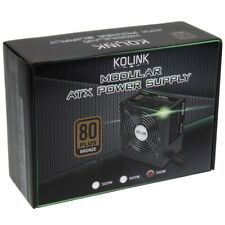 Kolink KL-700M 700W 80 Plus Bronze Rated PSU Semi Modular ATX PC Power Supply