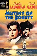 Used,Good DVD Mutiny on the Bounty~Frank Lloyd,Charles Laughton, Clark Gable, Fr