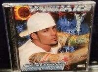 Vanilla Ice - Platinum Undergound CD insane poetry rap horrorcore 2005 juggalo