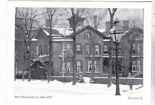 "+PC-Postcard-""The Wirt Dexter House""  -1863-1927-  *Chicago, Ilinois (#134)"
