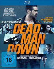 § Blu-Ray * DEAD MAN DOWN - Colin Farrell , Noomi Rapace # NEU OVP §