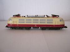 DIGITAL FLEISCHMANN N 7376 E Locomotive btrnr 103 155-8 DB (rg/ar/91s4l34)