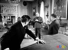 PHOTO LES BARBOUZES - BERNARD BLIER, FRANCIS BLANCHE ET LINO VENTURA - 11X15 CM