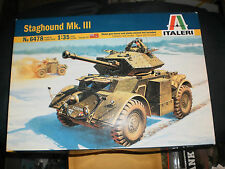 ITALERI 6478 1/35 STAGHOUND MK.III