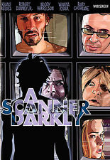 A Scanner Darkly ( 2006) & Waking Life (2002) Linklater drawing on film Dvds.