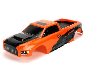 Redcat Racing 510168OR Body   Shell-Orange TR-MT10E AND RC-MT10E  510168OR