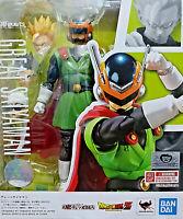 Great Saiyaman Dragon Ball Z - Bandai SH Figuarts 18cm - Nuova