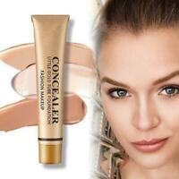 Little Gold Tube Foundation Concealer 30g Hypoallergenic Waterproof
