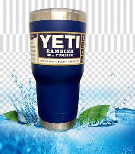 YETI Rambler 30 oz | Stainless Steel Vacuum Insulated Tumbler- Magslider Lid
