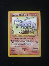 Shining Charizard 107/105 Holo secret rare Neo Destiny card