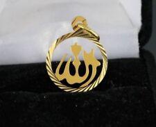 Pulseras de charms de joyería de oro amarillo de 18 quilates