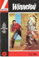 Winnetou, Band 28, Lehning Original Gb, 1964-66, Z:1