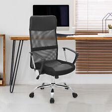 Adjustable High Back Mesh Desk Gaming Office Computer Chair Ergonomic 360°Swivel