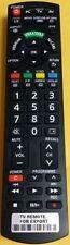 REMOTE CONTROL FOR PANASONIC 3D TV TH-L32XM6A TH-L32B6A TH-L32XV6A TH-L42E6A