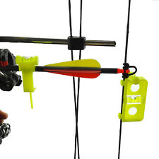 Bow Tuning Mounting String Level Combo Archery Compound Bow and Arrow Level nock