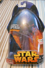 Star Wars Revenge of the Sith, Holographic Emperor MOC TRU Exclusive