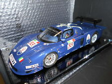 BBRMC12 by BBR MASERATI MC 12 VERSION PROMO VITRINE 1:18
