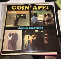 Jackie Martling Goin' Ape! 1980 Rare Private Press Comedy Howard Stern NYC