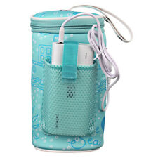Food Milk Water Drink Bottle Cup Warmer Heater Car Auto Travel For Baby ChildrzA