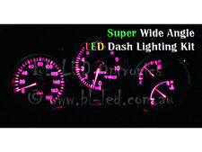 Pink LED Dash Cluster Lighting Kit For Toyota Supra JZA80