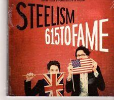(GC187) Steelism, 615 To Fame - 2014 Sealed CD