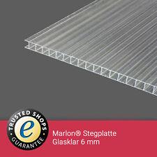 Platte Zuschnitt bruchfest klar vers Größen 10 mm 96,67€//m² Polycarbonat PC