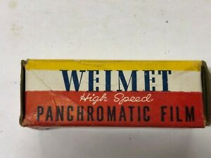 F02_012a Single Roll Film Weimet 127 High Speed Panchromatic
