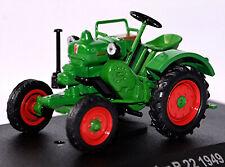Allgaier R 22 - 1949 Traktor Schlepper grün green 1:43