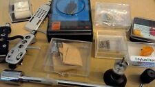 Job Lot - Stylus, Cartridge, Headshell, Tone Arm Cleaner, Stanton, Technics Misc