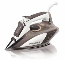 Rowenta Professional Steam Iron Soleplate Clothes Garment Fabric Steamer