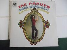 JOE COCKER  MAD DOGS &  ENGLISH  MEN  BLUES ROCK SOUNDTRACKS  DOUBLE LP