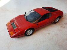 Kyosho Ferrari 512 BB rossa red 1/18