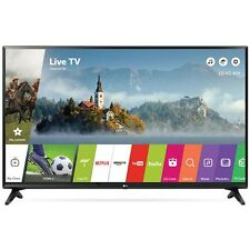 "LG 43LJ5500 - 43""-Class Full HD 1080p Smart LED TV (2017 Model)"