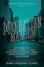 Manhattan Mayhem (Mystery Writers of America), Clark, Mary Higgins, New conditio