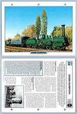 Other Cramptons - Rarities - Legendary Trains Maxi Card