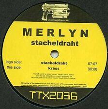 "Merlyn Stacheldraht / Krass  [Maxi 12""]"