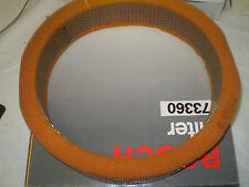 BOSCH 73360 AIR FILTER NOS fits; Peugeot 604