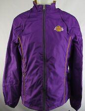 Los Angeles Lakers NBA Women's G-III Purple Full-Zip Windbreaker
